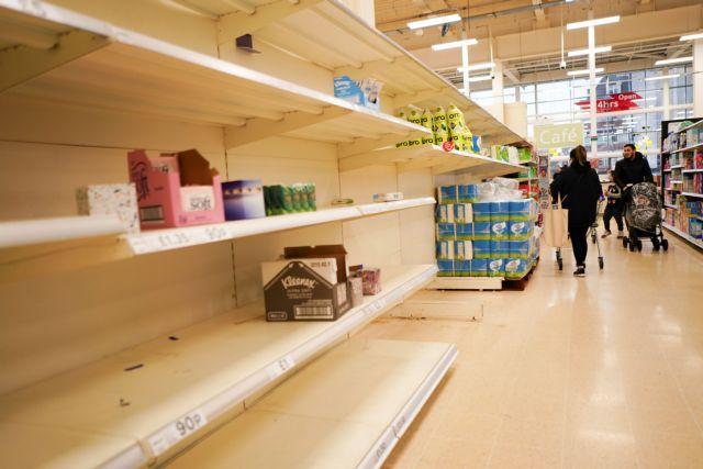 Βρετανία: Κίνδυνος ελλείψεων στα σούπερ μάρκετ – Τι φταίει
