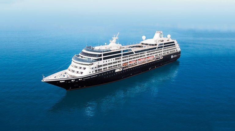 «Τρικυμία» για το κρουαζιερόπλοιο Azamara Pursuit